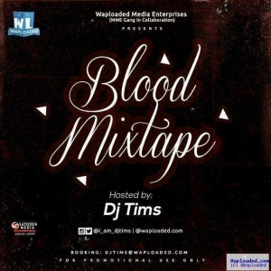 Dj Tims - Blood Mixtape